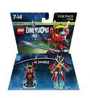 Lego Dimensions Fun Pack 71216 Ninjago Nya Neu/ovp