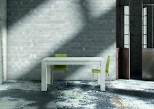 Bjursta Tavolo Allungabile Bianco.Ikea Bjursta Tavolo Allungabile Bianco 140 180 220x84 Cm Acquisti