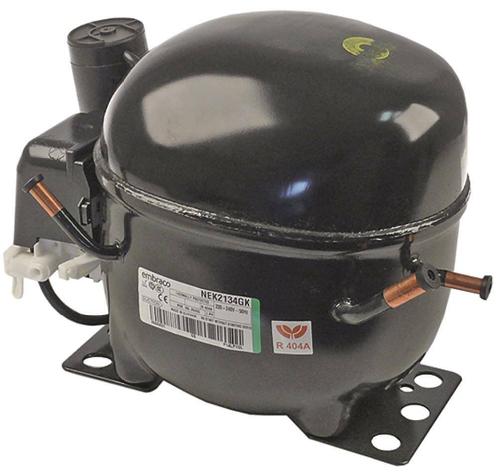 Frenox Compresor NEK2134GK para VNL14-3T, VNLF14-3T, VNL7-ST 50Hz 11kg 1 2 HP