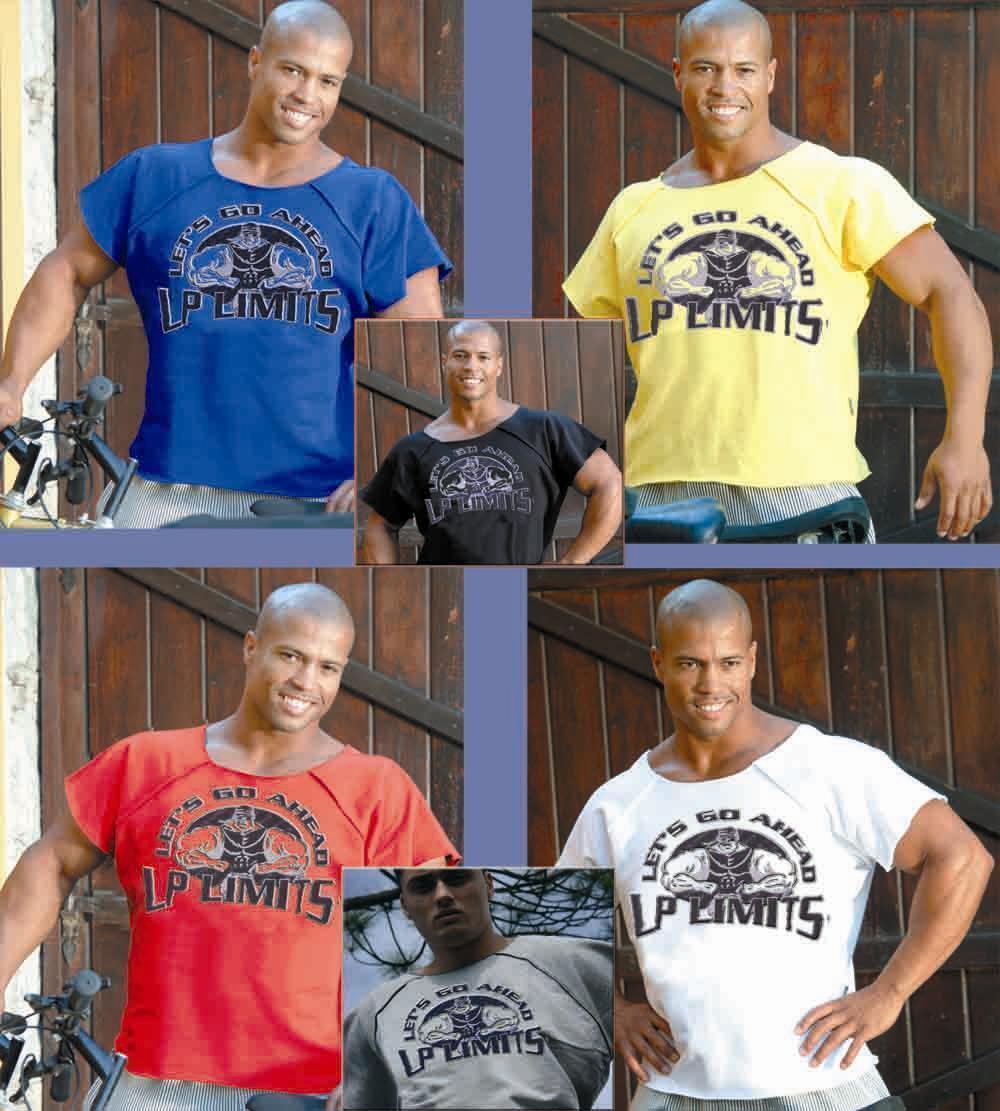 La Bodyman - Hardcore Musculation T-Shirt par Legal Power Coton