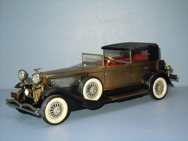 Duesenberg 1934 Model  S.J.  Town Car made in Japan