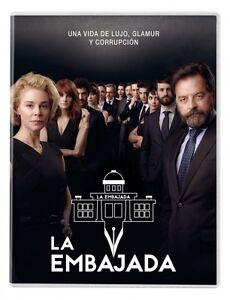 La-Embajada-DVD-Set-PAL-Usually-ships-in-12-hours