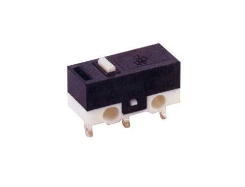 microdeviatore finecorsa da circuito stampato 250V 3A micro switch pulsante 8013