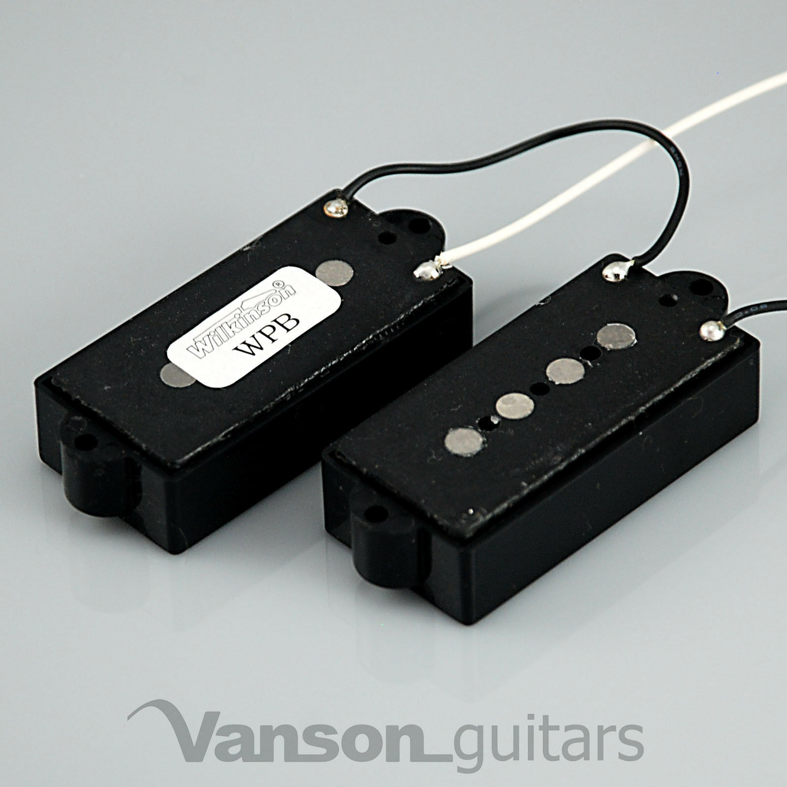 Wilkinson Wpb Alnico V Bass Pickups For Pb Type Guitars Precision Pickup Wiring Diagram Norton Secured Powered By Verisign
