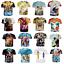 New-Women-Men-039-s-Dragon-Ball-Z-Vegeta-Goku-Super-Saiyan-3D-Print-Casual-T-Shirt thumbnail 1