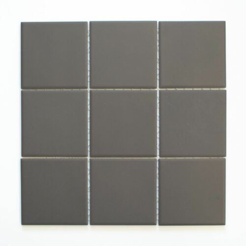 Mosaïque Carreau Céramique Marron unglasiert mur douche WC14-cu952/_f10 nattes