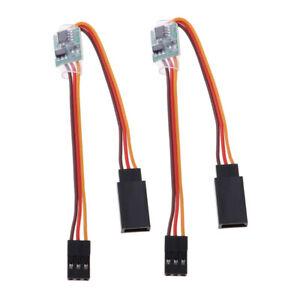 Invertitore di rotazione invertitore di inversione del segnale Servo 2 pezzi