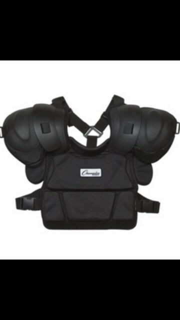 Champion Sports Low Rebound Foam Professional Model Chest Protector