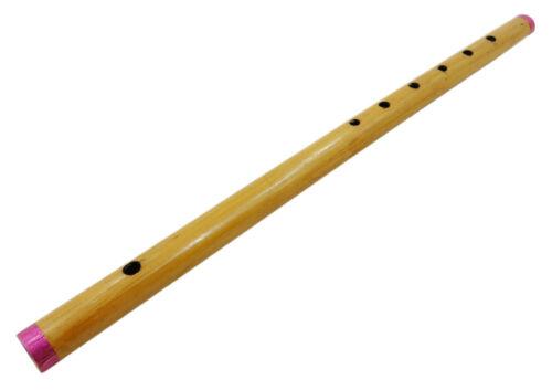Handgemachte Brown Bamboo Flute Home Decor Musikinstrument Aus Holz Bansuri