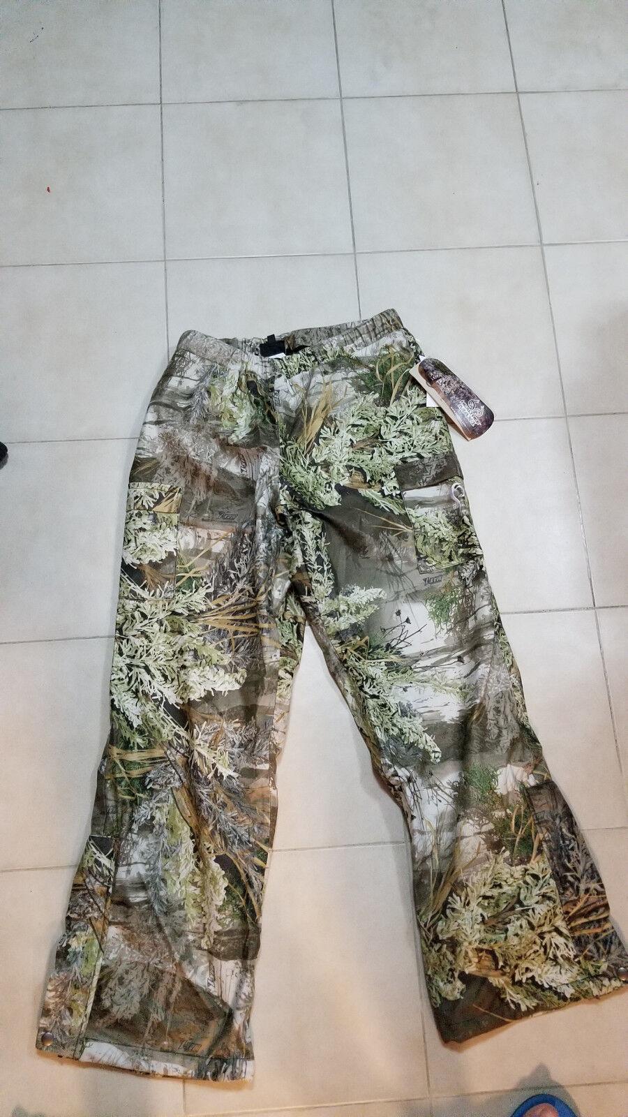 Prois Hunting Women's Eliminator Rain Pant - Camo - Size M
