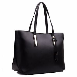 Image Is Loading Large Laptop Bag A4 Las Designer Shoulder