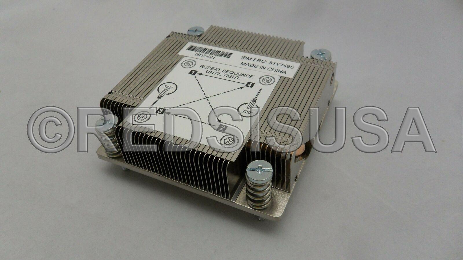 IBM Heatsink For X3250M4 81Y7495