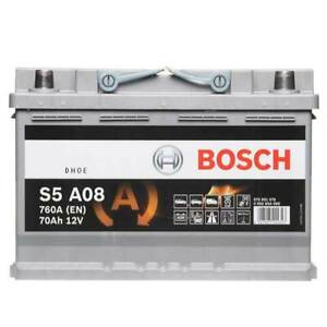 S5A08-AGM-096-Car-Battery-5-Years-Warranty-70Ah-760cca-12V-Electrical-By-Bosch
