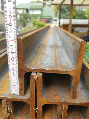 HEB 100-500mm Stahltr/äger Doppel T-Tr/äger St/ütze HEB 100-180 EN 10034 L/änge 500-1250mm