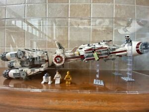 Acrylic-display-case-for-Lego-Star-Wars-Tantive-IV-75244-Top-Rated-Seller