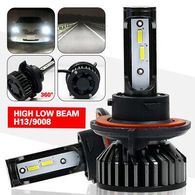 H13 9008 LED Headlight Kit For Mitsubishi Eclipse Spyder 2009-07 Raider 2010-06
