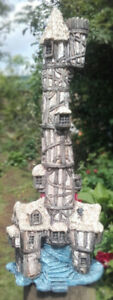 New 15mm Fantasy Fairy Wizard Elf TOWER