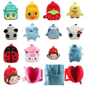 Children-Boys-Girls-Cute-Cartoon-Animal-Bookbag-Kindergarden-Pupils-School-Bags
