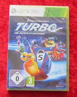 Turbo Die Super-stunt-gang, Xbox 360 Spiel, Neu, Deutsche Version