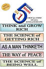 5 Great Books in 1: Think and Grow Rich. the Science of Getting Rich. as a Man Thinketh. the Way of Peace. the Science of Being Well by James Allen Wallace D W Napoleon Hill (Paperback / softback, 2011)