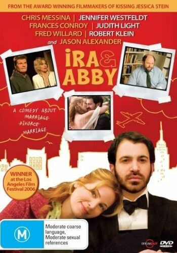 1 of 1 - Ira and Abby NEW R4 DVD