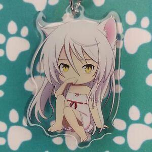 Monogatari Araragi Koyomi ANIMEinU Keychain
