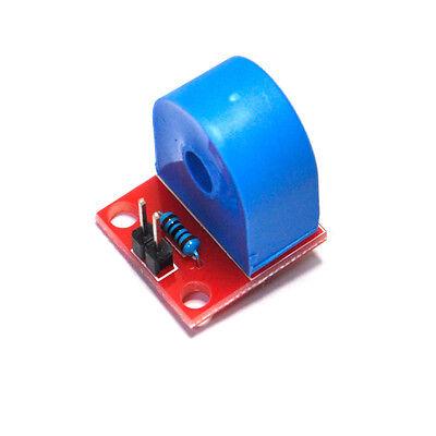 1PC 5A Range AC Current transformer module Current sensor module for arduino