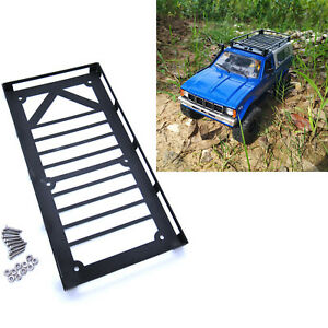 Metall-Dachtraeger-Gepaecktraeger-Dekoration-Set-Fuer-1-16-WPL-C14-C24-RC-Truck-Car
