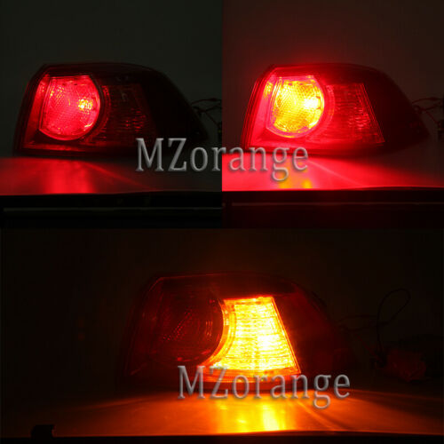Right Passenger Side Rear Tail Light Lamp For Mitsubishi Lancer EVO X 2008-2017