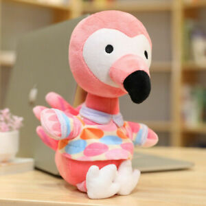 """Animal Crossing New Horizons Flora 9.5/"""" Plush Toy Stuffed Doll Limited Gifts"""