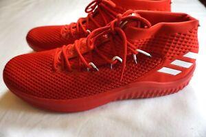 Adidas SM Dame 4 NBA Lillard Scarlet
