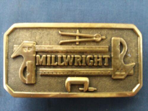 Details about  /Etc Et Cetera Writer Writing English Teacher Gift Brass 70s NOS Vtg Belt Buckle