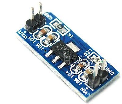 2PCS New 4.5V-7V to 3.3V AMS1117-3.3V Power Supply Module AMS1117-3.3 NEW Z3