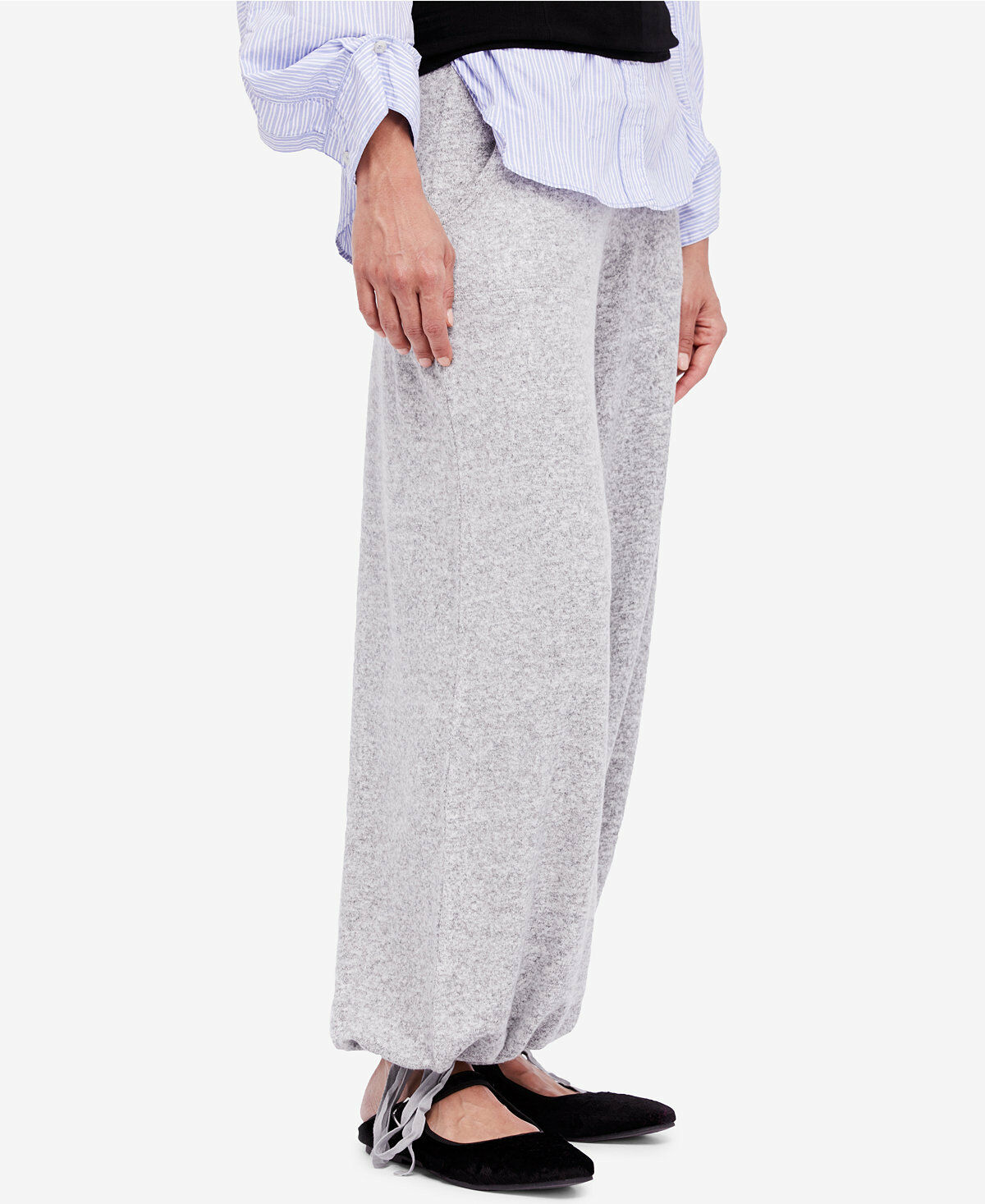 NWT Free People BUNNY CUDDLES JOGGER Retail  68