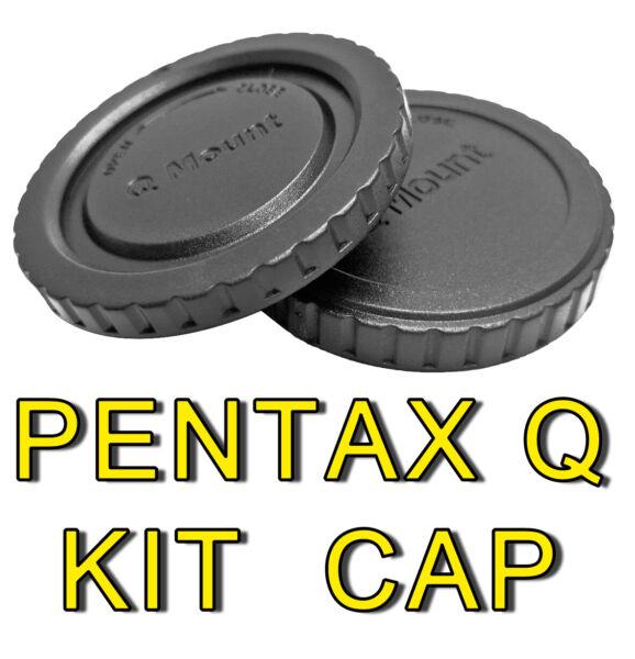 SincèRe Kit Tappo Retro Obiettivo Corpo Macchina Posteriore Pentax Fish-eye 3.2mm F/5.6 Confortable Et Facile à Porter