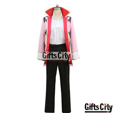 Howl's Moving Castle Wizard Howl Uniform Cos Clothes Cosplay Costume
