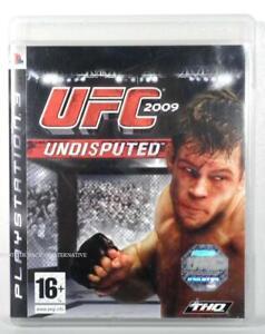 jeu-UFC-2009-UNDISPUTED-pour-PLAYSTATION-3-en-francais-boxe-mma-free-fight-PS3