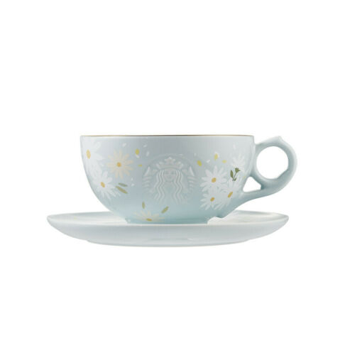 Starbucks Korea 2020 Spring Limited Spring Siren Mug And Saucer 237ml+Tracking