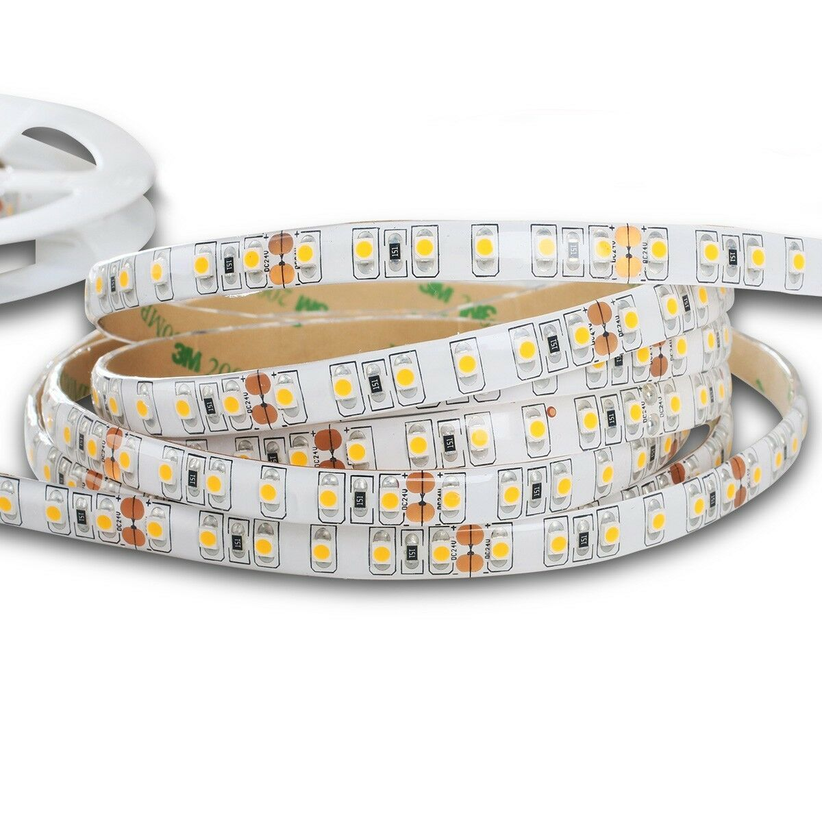 LED Strip 3528 Warmweiß (3000K) 48W 500CM 24V IP44  | Deutschland