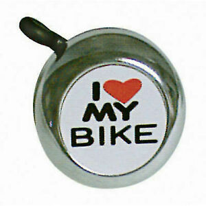 Sunlite I Love My Bike Bell BELL SUNLT I LOVE MY BIKE