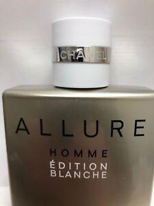 Chanel Allure Homme édition Blanche Eau De Parfum Spray Ebay