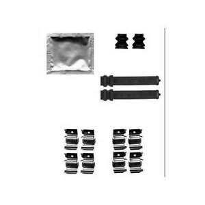 Genuine Delphi Front Brake Pad Accessory Kit - LX0559