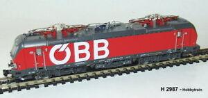 Hobbytrain 2987 - Locomotive Électrique Br 1293 Vectron Öbb, Ep.vi