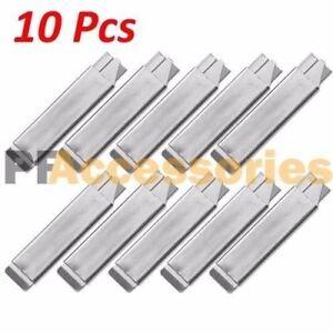 10x-Carton-Cutter-Compact-Utility-Retractable-Knife-Box-Cutter-Single-Edge-Razor