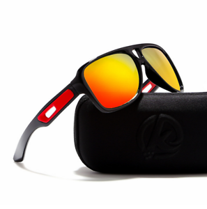 6b6a5ed8d2d Kdeam 5 Colors Men Polarized Sport Sunglasses Driving Outdoor Riding ...