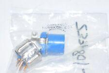 New Amphenol 233 1801 78 5 Pin Circular Connector