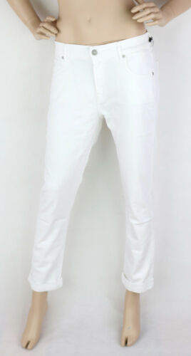 les Girlfriend Clean tous Skinny White 7 pour W28 Jeans Relaxed hommes EW1Hw6OPq