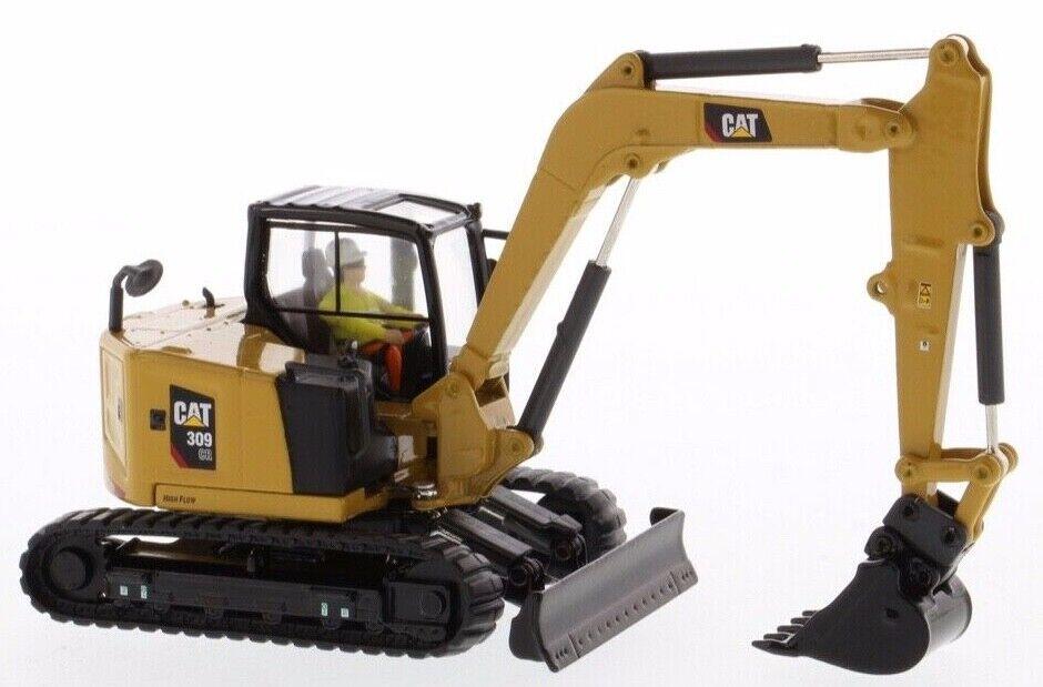 Cat Caterpillar 1 50 scale  309 Mini Hydraulic Excavator 85592 Diecast Masters