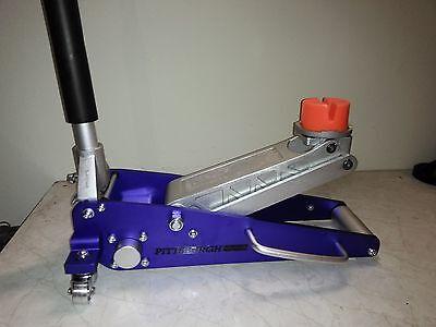 00-17 HONDA ACCORD  Orange  JACK PAD Adapter, Floor Jack pinch weld side lift