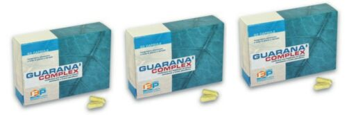 Guaranà  Stimolante Energetico 3 BOX da 60 cps Catuaba Suma Muira Puama Ginseng
